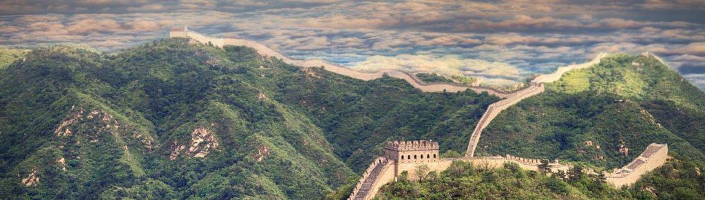 China - Das Reich der Mitte mit dem ACL
